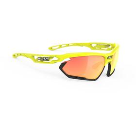 Rudy Project Fotonyk Glasses yellow fluo gloss - rp optics multilaser orange